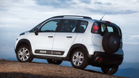 Litá kola mají nový design, Citroën C3 Aircross.