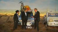 Richard Hammond, James May a Jeremy Clarkson