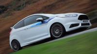 Ford Fiesta M-Sport Edition - Vylepšená Fiesta dostala diferenciál s omezeným prokluzem - anotační foto