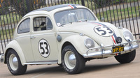 Slavný Herbie se stal nejdražším Broukem, který byl kdy prodán