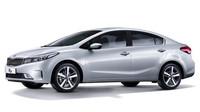Díky modernizaci je sedan o mnoho elegantnější, Kia K3.
