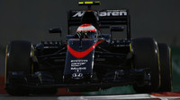 Jenson Button v Abú Zabí