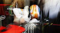 Fernando Alonso v Abú Zabí