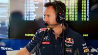 Christian Horner cítí ve Verstappenovi silný potenciál