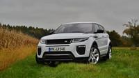 Jízdní dojmy: Nezastavitelný Range Rover Evoque - anotační foto