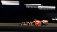 Vettel v Abú Zabí 2015