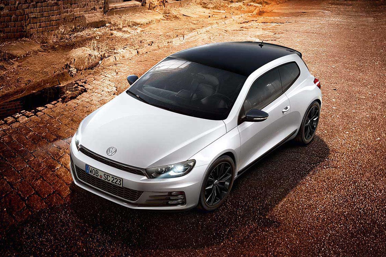 VW Scirocco R GT Black Edition oznámila ve Velké Británii