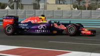 Red Bull v Abú Zabí