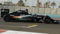 Force India vsadila na mládí - Nikita Mazepin má pouze 16 let