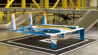 Revoluce v doručování zásilek, Amazon Prime Air