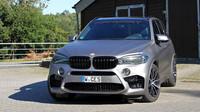 BMW X5 M od úpravce Manhart