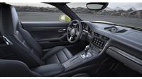 Multimediální systém PCM umí i navigaci, Porsche 911 Turbo S.