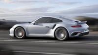 Dostupné budou dvě verze - Turbo a Turbo S, Porsche 911 Turbo.