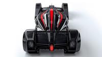 McLaren MP4-X - McLaren chce ustoupit od uhlíkových paliv a spalovacích motorů