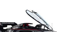 McLaren MP4-X - krytý kokpit