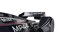 McLaren MP4-X - zadní křídlo