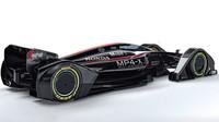 McLaren MP4-X - šasi