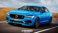 Bude takto vypadat sportovní Volvo S90 Polestar?