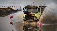 Švédský truck disponuje výkonem 540 koní, Volvo FMX 8x6
