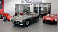 Kompletně zrenovovaný model 250 GT SWB Berlinetta Competizione