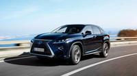 Vedle hybridu bude dostupný i přeplňovaný čtyřválec, Lexus RX 450h.