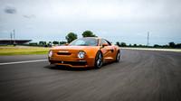 Maximální rychlost je stanovena na 280 km/h, Hoffmann & Novague R200