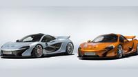 První a poslední vyrobený kousek McLarenu P1