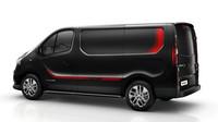 Součástí balíčku je i zajímavá grafika, Renault Trafic Sport+.
