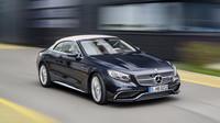 S nataženou střechou má mít auto siluetu kupé, Mercedes-AMG S 65 Cabriolet.