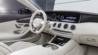Interiér je potažený kůží Nappa, Mercedes-AMG S 65 Cabriolet.