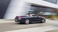 Na stokilometrové rychlosti je auto za 4,1 sekundy, Mercedes-AMG S 65 Cabriolet.