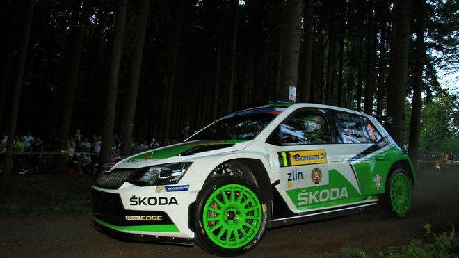 Barum Czech Rally Zlín (CZE) / Kopecký, Jan - Dresler, Pavel