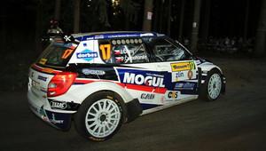 Jan Černý na špičce Rallye Šumava - anotační obrázek