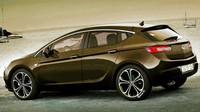 Opel Astra GSI (2015)