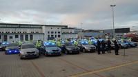 Policie ČR převzala celkem 53 civilních vozů, z toho 50 Octavií a 3 Superby