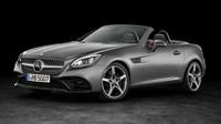 Díky nové nomenklatuře je model SLK zapomenut, Mercedes-Benz SLC.
