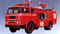 Existovalo i speciální hasičské provedení, Yellow River JN150.