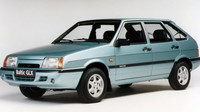 Mezi roky 1998 a 1999 byla v prodeji Samara Baltic GLX, Lada Samara Baltic GLX.