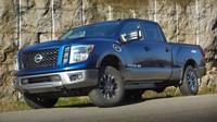 Zážehový osmiválec bude dostupný pro Titan i Titan XD, Nissan Titan XD V8.