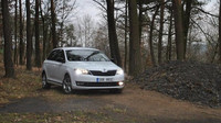 Škoda Rapid Spaceback 1.4 TDI