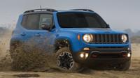 7. místo - Jeep Renegade