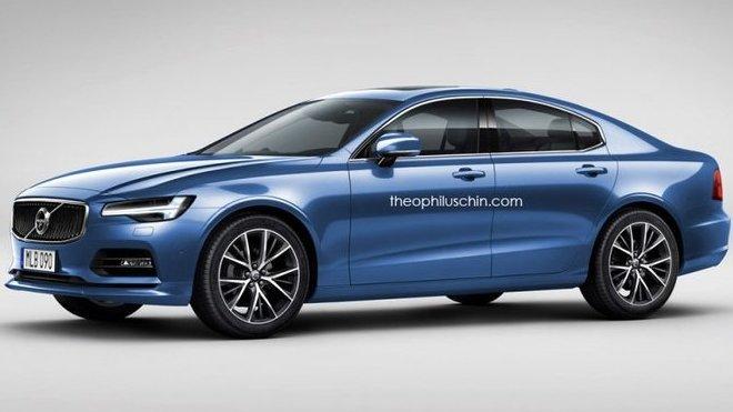 Volvo S60 příští generace