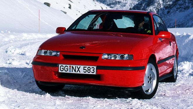 Opel Calibra 2.0i 16V 4x4 Turbo