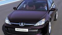 Za zmínku stojí i o 25 mm rozšířené blatníky, Peugeot 607 Pescarolo