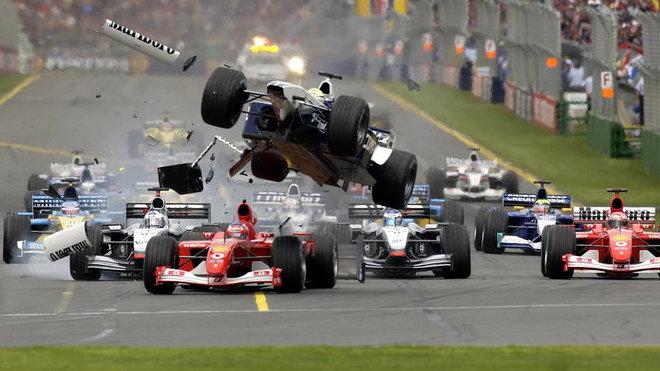 Ferrari ve Velké ceně Austrálie 2002