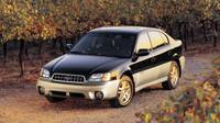Nástupce Legacy SUS se představil v roce 1999, Subaru Outback Sedan.