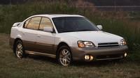 Zachovány zůstaly všechny prvky Legacy SUS, Subaru Outback Sedan.