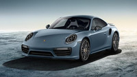 Porsche 911 Turbo S Porsche Exclusive