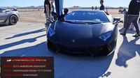 Lamborghini Aventador po úpravách společnosti Underground Racing