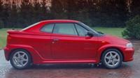 Profil okouzlil rozšířenými blatníky a většími litými koly, Fiat Punto Racer